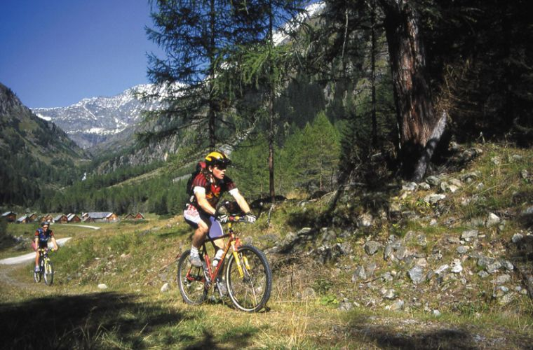 Mountainbike in Mauterndorf im Lungau